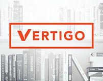 VERTIGO - branding and responsive website