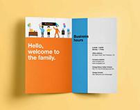 Brochure Design for OSV