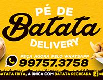 Pé de Batata l Delivery