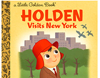 Holden Visits New York