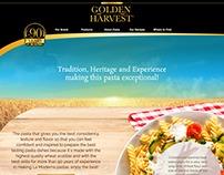 Golden Harvest - Sitio web