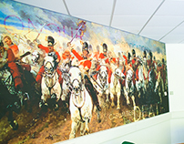 The Charge of the Light Brigade- Classroom Design