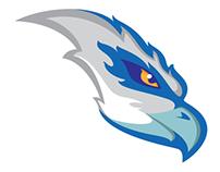 RCC Ospreys Soccer Logo