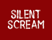 Silent Scream (Free Font)