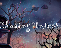 Magical forest (Chasing unicorn-2)
