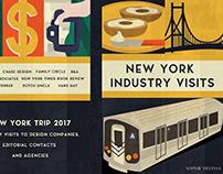 New York Professional Visit