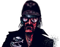 Lemmy 1st Anniversary Poster