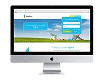 Kredico Website Design