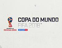 Copa do Mundo da Fifa - Rússia 2018