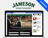 Jameson Irish Whiskey - Digital & Social campaign