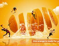 Trabajo universitario - Orange Made