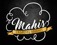 Mahis // Crispetas Goutmet // Visual Identity
