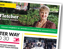 Councillor Paula Fletcher - Newsletter