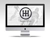 Car Race | Webdesign motion (fan art)