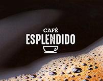 Coffee label design • Pan Café