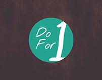 Do For One Website