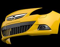 Opel gtc_scan job
