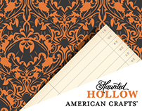 Haunted Patterned Papers