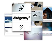 AirAgency branding