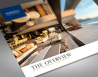 Brochure design for SIR Marketing Kit - The Overview