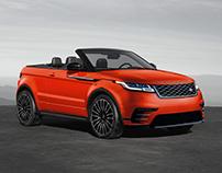 Land Rover Range Rover Velar Cabrio