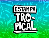 Estampa Tropical - Cultura Cumbia