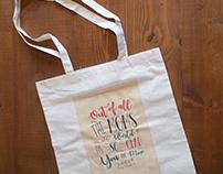 Motherday gift - shopbag
