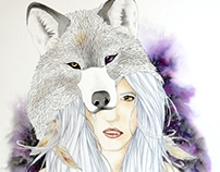 Wolf Totem - Totem Series