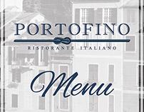 Portofino Menu