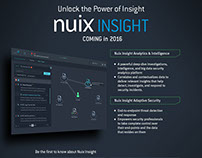 Various Brand Projects with Nuix