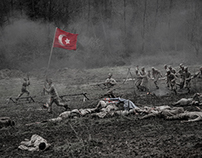 Battle of the Dardanelles *Black