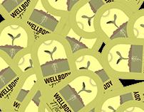 Wellbody by Mecca Logo Designs