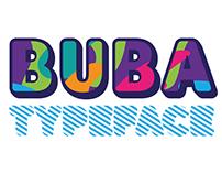 BUBA Typeface
