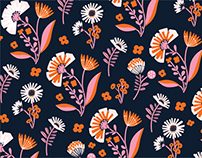 Reverie Garden Pattern Collection