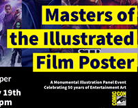 Masters of the Illustrated Film Poster