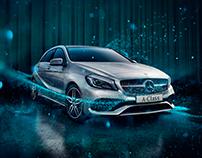 Mercedes-Benz Clase A Facelift