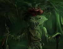 Swamp | Concept Art