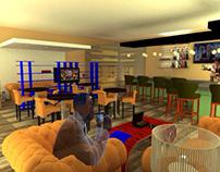 Cigar Bar- 3D Viz
