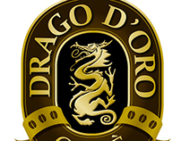 Logo food - Caffè Drago d'Oro