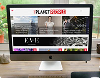 Revista Online The Planet People