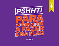 FLAG | O banner que te persegue - OURO