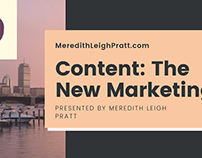 Content: The New Marketing - Meredith Leigh Pratt
