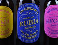 Guasa Eva, Cerveza Artesanal - vol I