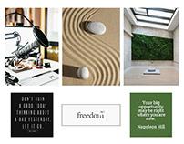 Dr Chi Podcast - Brand Concept + Logo Design