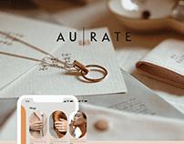 AU   RATE Jewelry Shop Application