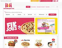Menu Du Jour ( Website )
