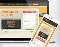 Lumeo - Homepage