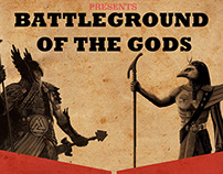 Battleground of the gods