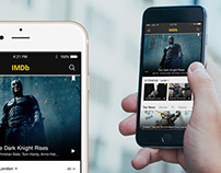 IMDb App Concept