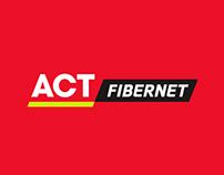 Act Fibernet (Personal Project)